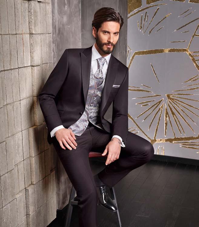 Der perfekte Sitz beim Anzug