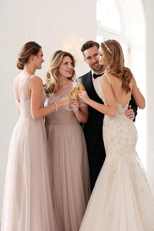 Die 5 größten Fehler beim Brautkleidkauf