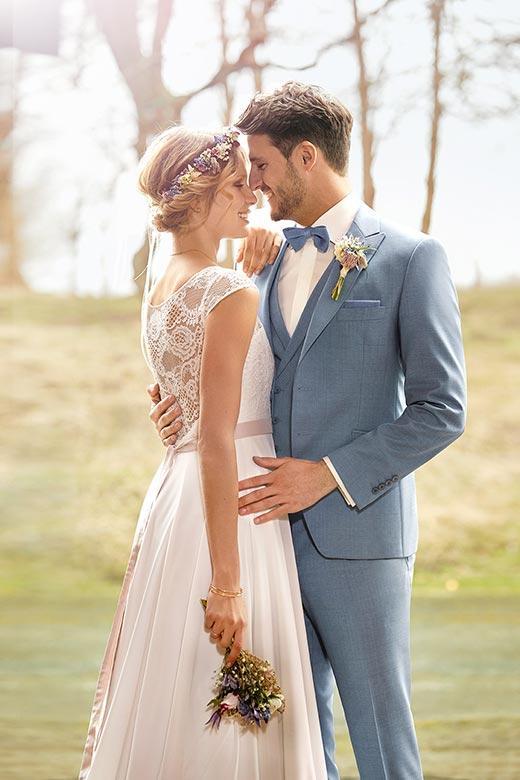 Read more about the article Herrenanzüge von Green Wedding bei Wilvorst