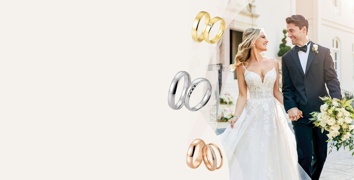 Trauringe & Verlobungsringe