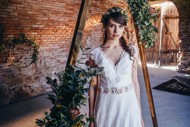 Brautkleider von Sposa Toscana