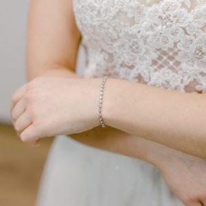 Armband mit Swarovskisteinen