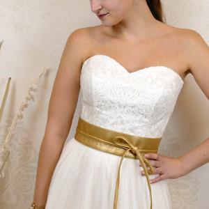 Brautgürtel zum Binden